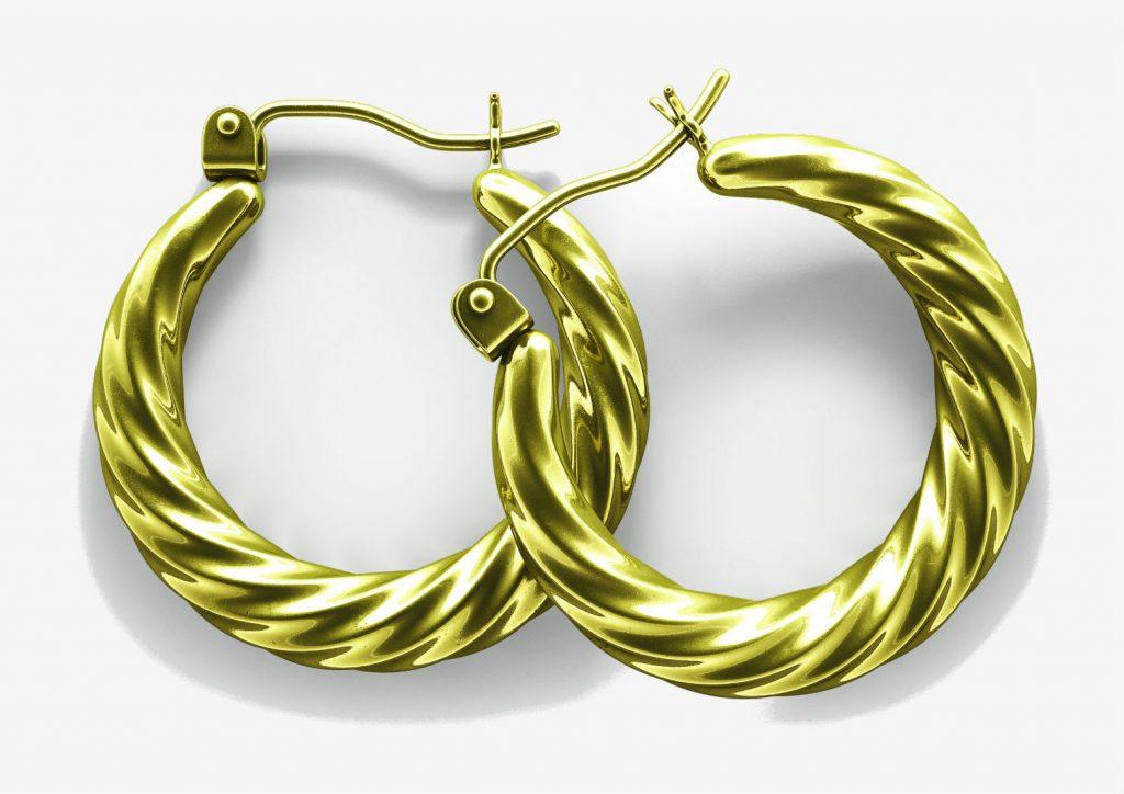 Guldörhängen